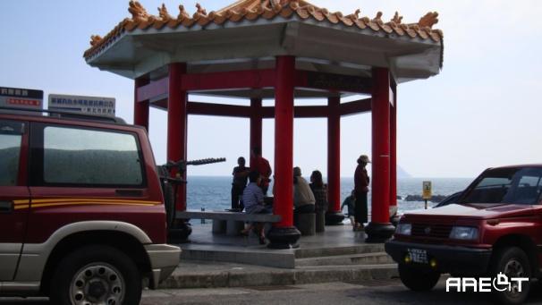 台灣的涼庭幾乎都是以建築工法一層一層的地坪堆高而成的